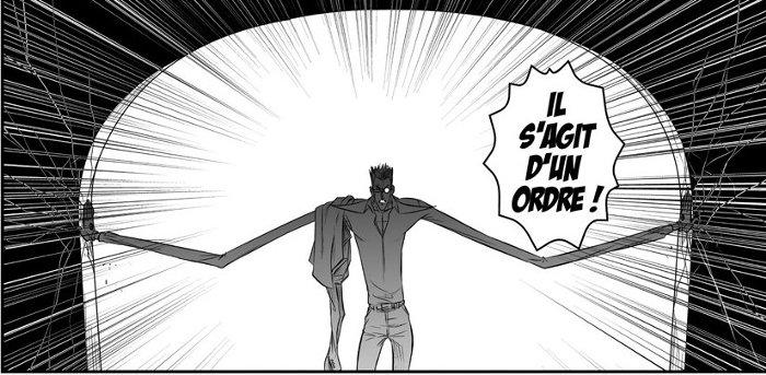 Glo'z donne un ordre (Manga head-trick Tome 5)