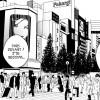 Image du Japon urbain avec un centre ville (Manga head-trick Tome 5)
