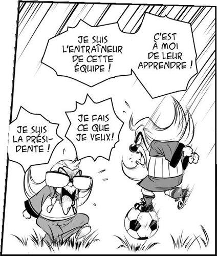 Gla'z vs No'z pour la prise de parole