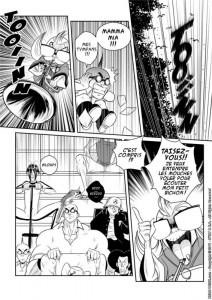 Page 3 du Manga head-trick Tome 5