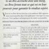 Article 110 du Bro Code de Barney Stinson et le coup d'un soir