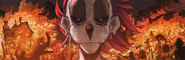Maskemane est animé par l'esprit de la vengeance