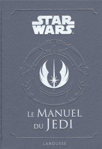 Couverture du manuel du Jedi (Star Wars)