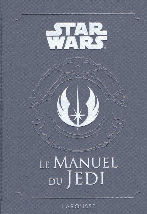 Couverture du manuel du Jedi (Star Wars)