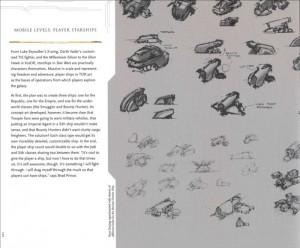 Page 2 sur les vaisseaux spatiaux : les croquis