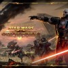 Couverture du livre The Art and Making of Star Wars : The Old Republic avec Dark Malgus