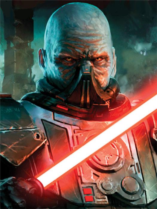 Dark Malgus dans Star Wars : The Old Republic