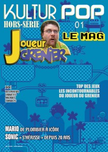 Kultur Pop : Joueur du Grenier