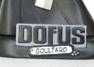 Figurine Goultard en résine (Dofus)
