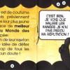 Page 5 et 6 du livret fourni avec la figurine Goultard en résine (Dofus)