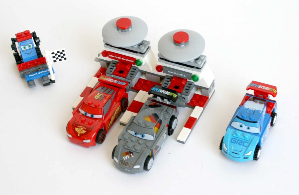 Lego 9485 - Ultimate Race Set (Cars 2)