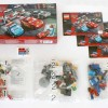 Packaging ouverture - Lego 9485 - Ultimate Race Set (Cars 2)