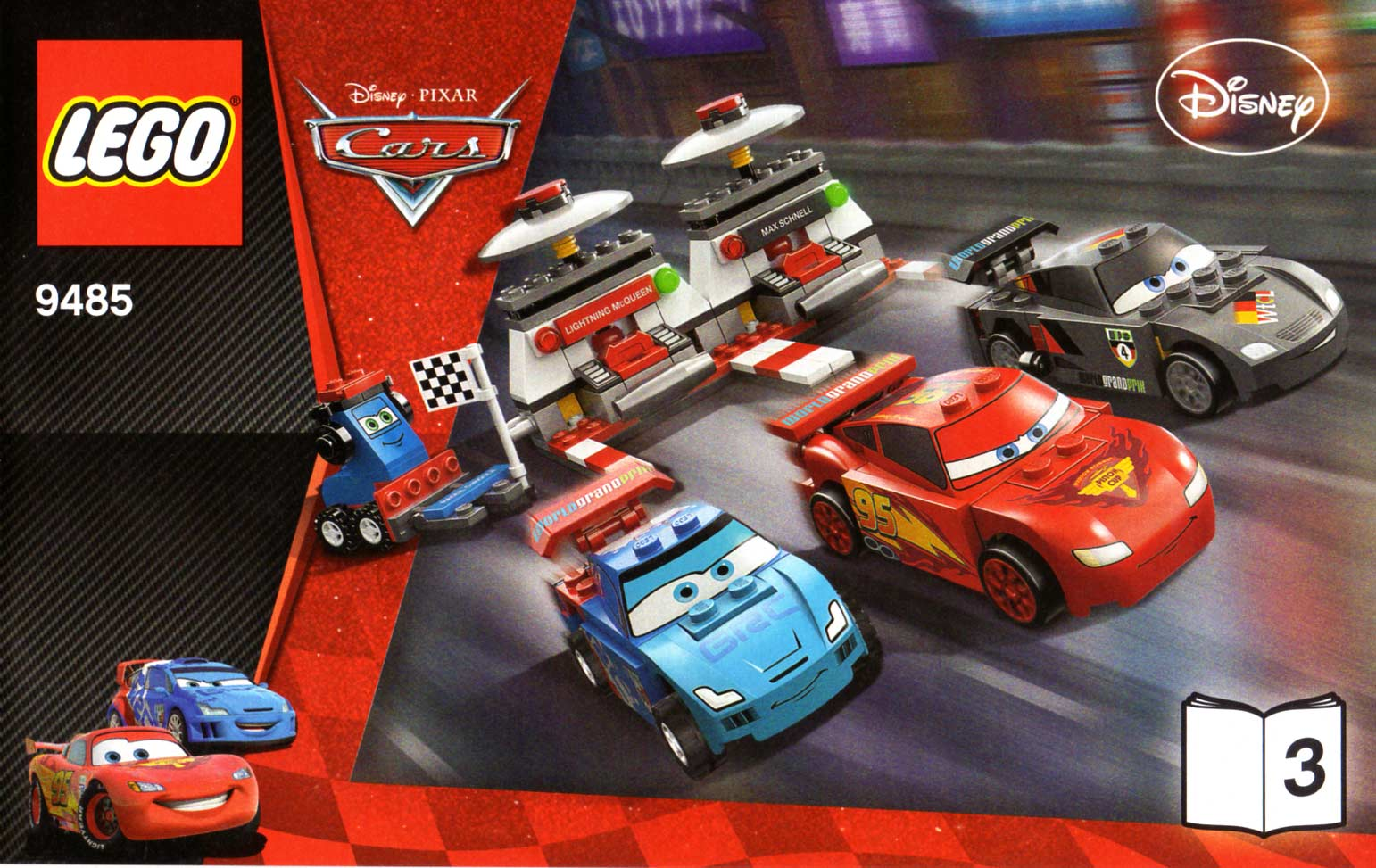 Lego Car Race Track Game Online