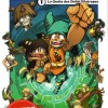 Manga Wakfu Tome 1 (Couverture)