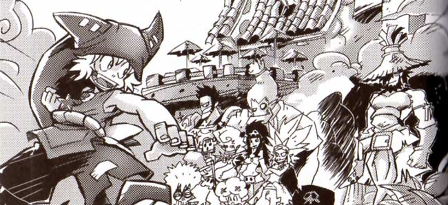 L'anniversaire de Yugo (manga Wakfu)
