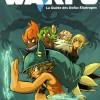 Publicité manga Wakfu (Comics Remington N°9 - quatrième de couverture)