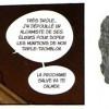 Bazalt tire son nom d'une pierre volcanique le Basalte