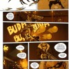Page 3 du Comics Remington N9 (Wakfu)