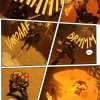 Page 4 du Comics Remington N9 (Wakfu)