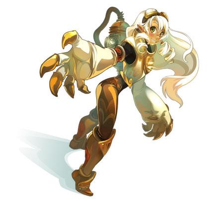 STEAMER femme (Dofus)