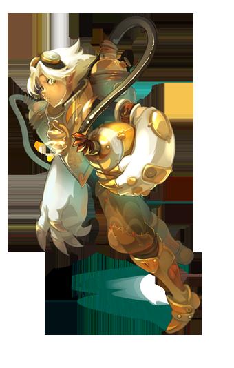 STEAMER homme (Dofus)