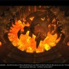 Asmodan dans Diablo 3, le dernier démon dans le monde du Sanctuaire. Il espère prendre possession de la pierre d'âme sombre pour devenir plus puissant