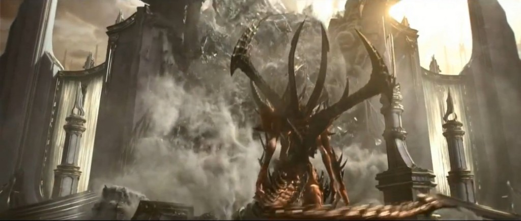 Diablo vient de casser les portes du paradis dans Diablo 3