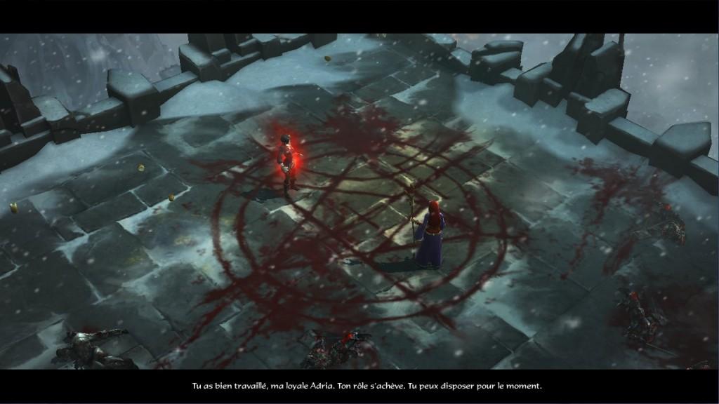 Diablo est de retour dans le monde du Sanctuaire, encore plus puissant qu'avant