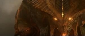 Gros plan de Diablo dans Diablo 3