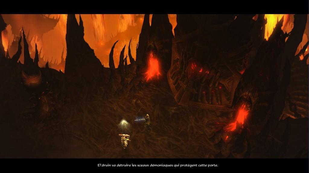 El'Druin, l'épée de Tyraël, peut casser des objets démoniaques très résistants dans Diablo 3
