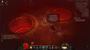 Tyraël évoque Diablo dans Diablo 3 pendant la défense du paradis