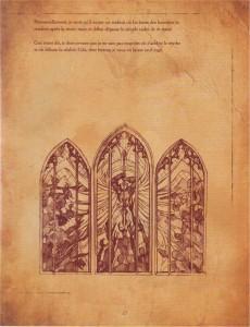Page 4 sur la présentation de l'Eternel Conflit (livre de Cain - Diablo)