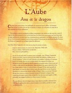Page 1 sur la cosmonogie du monde de Diablo (livre de Cain - Diablo)