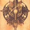 Logo du conseil des anges (livre de Cain - Diablo)