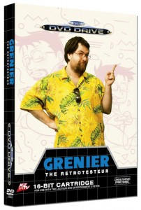 DVD Kultur Pop sur le joueur du grenier avec test d'Heavy Nova