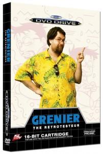 DVD Kultur Pop sur le joueur du grenier avec test d'Heavy Nova