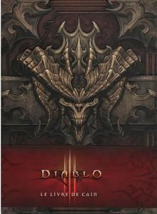 Couverture du livre de Cain (Diablo 3)