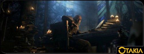 Header Otakia Deckard Cain (Diablo 3)
