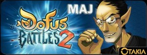 MAJ de Dofus Battles 1 et 2 (iPhone)