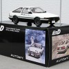 Packaging de la version AUTOart de la AE 86 de Takumi (Initial D - 1/18 - Die cast)