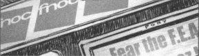 Référence à la FNAC devenue FNOC dans freaks' Squeele Tome 4