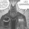 Ombre annonce à Xiong Mao et Chance qu'il est un ancien commando