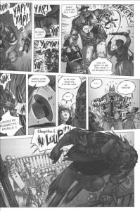 Page 3 du volume 2 de Freaks' Squeele
