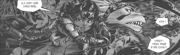 Xiong et Ombre ont réussi à enlever Scipio mais sont poursuivis