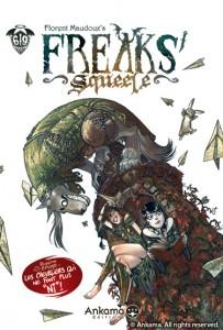 Couverture du tome 2 de Freaks' Squeele : les chevaliers qui ne font plus ni !