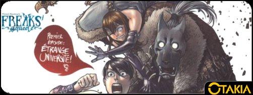 Header Otakia : Freaks' Squeele Tome 1