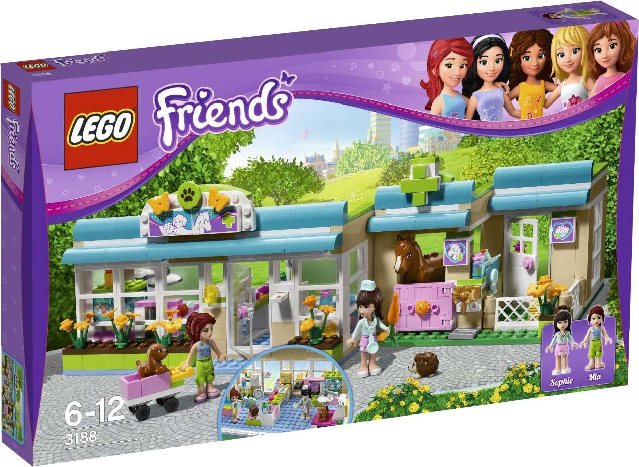listing de la gamme lego friends. Black Bedroom Furniture Sets. Home Design Ideas