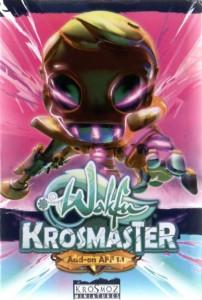 Packaging face de la figurine Krosmaster de Gaspard Fay le Steamer (Wakfu AFF 1.1)