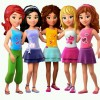 Lego-Friends-Minifiures