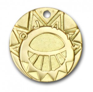 Pendentif des Mystrieuses Cits dor